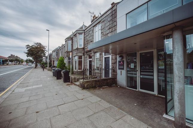 Thumbnail Terraced house for sale in King Street, Aberdeen