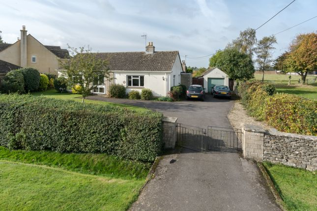 Thumbnail Detached bungalow to rent in Tetbury Road, Sherston, Malmesbury
