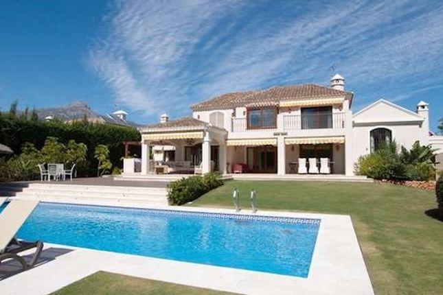 Thumbnail Villa for sale in Costa Del Sol, Nueva Andalucia, Costa Del Sol, Andalusia, Spain
