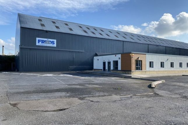 Thumbnail Industrial to let in Players Industrial Estate, Clydach, Swansea