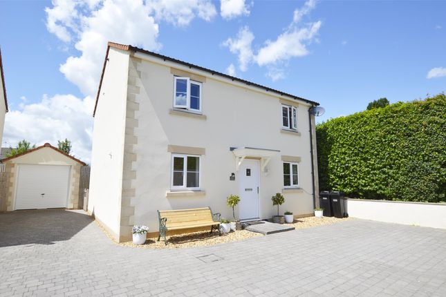 Thumbnail Detached house for sale in Paulton Road, Midsomer Norton, Radstock, Somerset