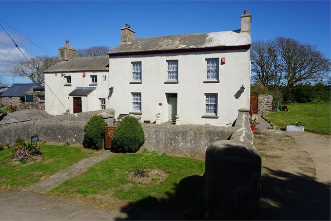 Thumbnail Detached house for sale in Clegyr Uchaf, St Davids, Haverfordwest, Pembrokeshire