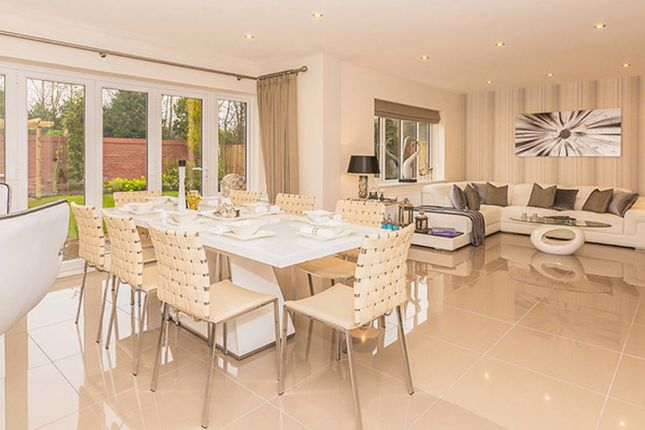 Detached house for sale in Kingswood Manor, Acrefield Road, Woolton. Glenrose Road, Liverpool