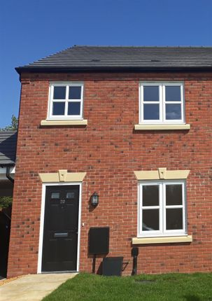 Thumbnail Flat for sale in Main Road, Austrey, Atherstone