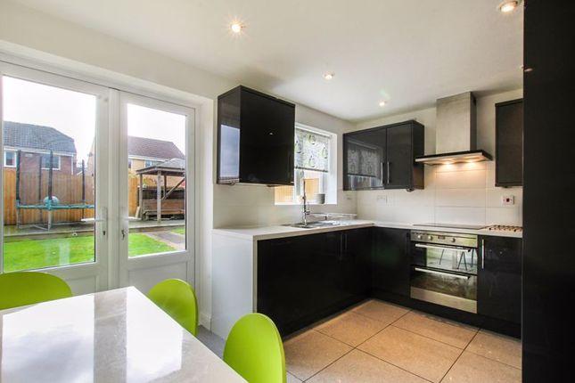 Kitchen/Diner of Orchard Court, South Normanton, Alfreton DE55