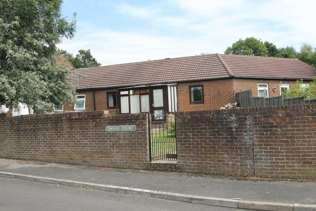 Thumbnail Bungalow for sale in Lethbridge Road, Wells