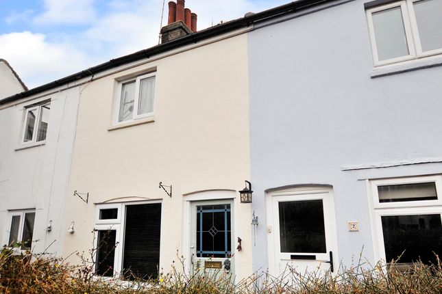 Thumbnail Cottage for sale in Broadwater Street East, Broadwater, Worthing