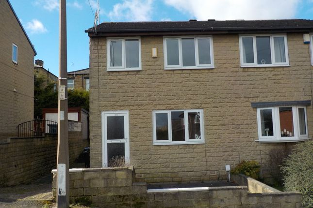 Thumbnail Semi-detached house to rent in Pynate Road, Carlinghow, Batley