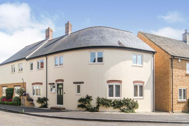 Thumbnail Semi-detached house for sale in Abbots Meade, Preston Road, Yeovil