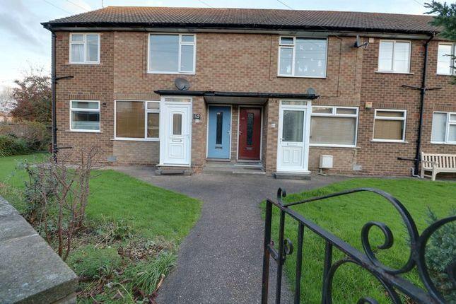 Thumbnail Flat to rent in Creyke Close, Cottingham