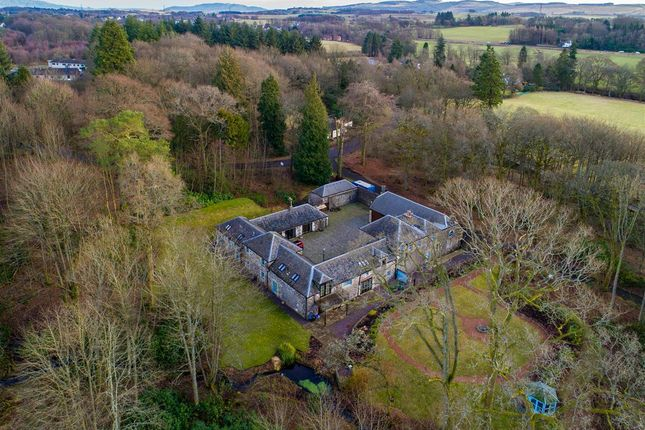 Thumbnail Detached house for sale in Rumbling Bridge, Kinross