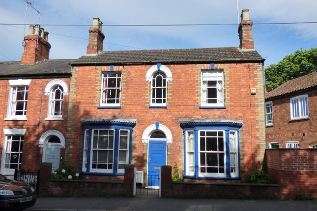 Thumbnail Semi-detached house for sale in Church Street, Louth