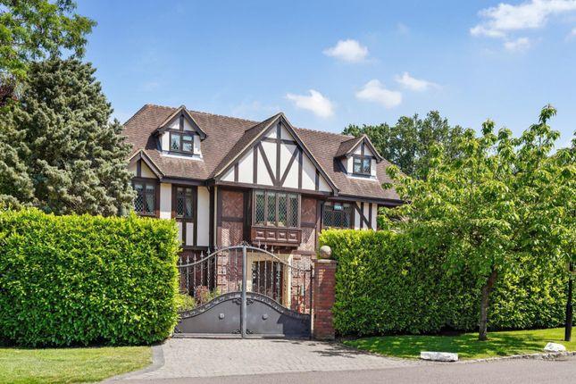 Thumbnail Detached house for sale in Silverdale Avenue, Ashley Park, Walton-On-Thames