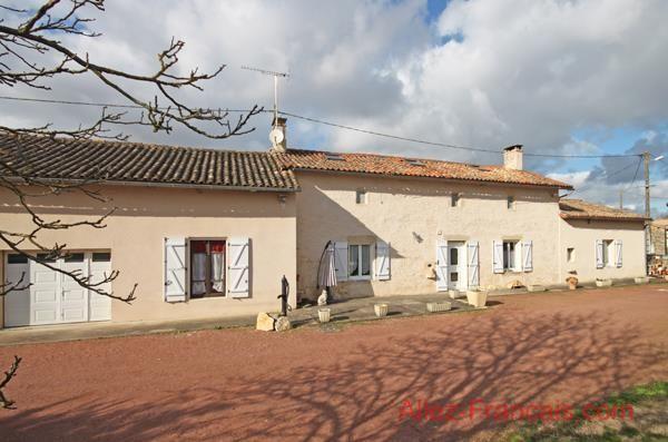 3 bed property for sale in Vançais, Deux-Sèvres, 79120, France