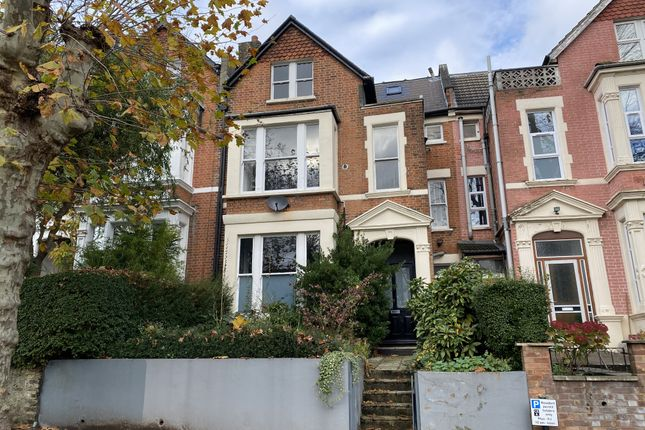 Studio for sale in Flat A, 33 Mount View Road, Crouch Hill, London N4