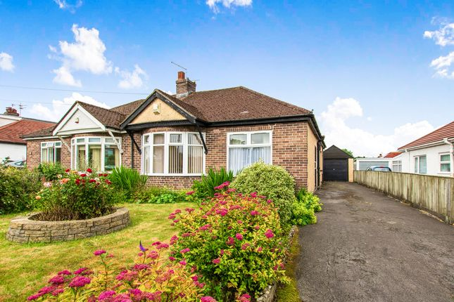 Thumbnail Semi-detached bungalow for sale in Merthyr Dyfan Road, Barry