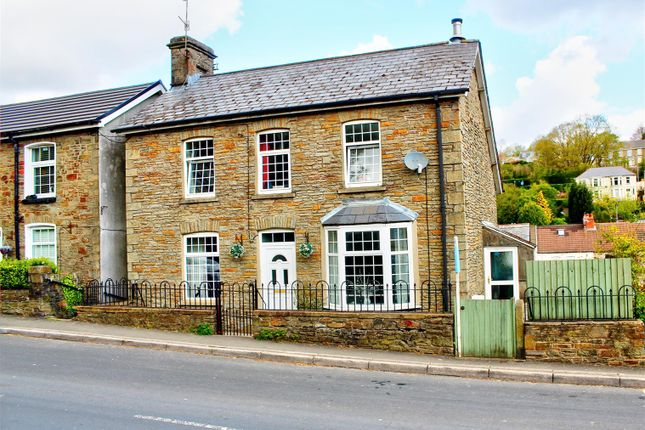 Thumbnail Detached house for sale in High Street, Newbridge, Newport