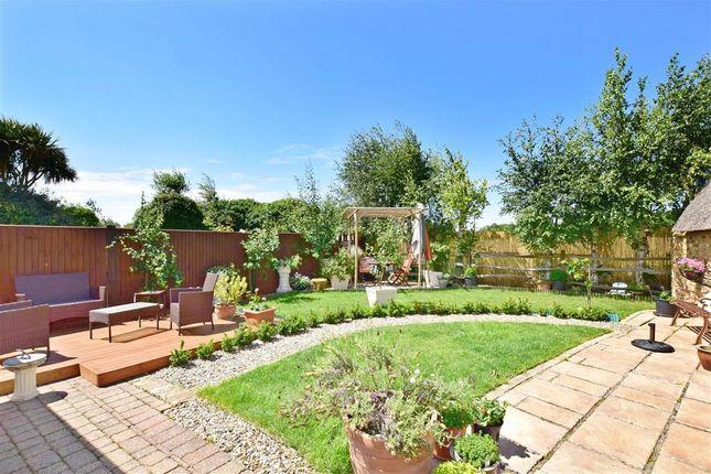 4 bed link-detached house for sale in Lavender Lane, Cliffsend, Ramsgate, Kent