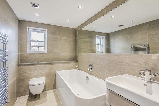 Bathroom of Buckland Crescent, London NW3