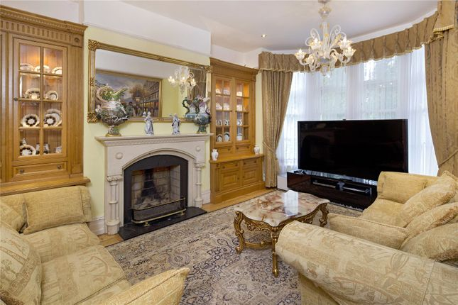 Sitting Room of Norham Road, Oxford OX2