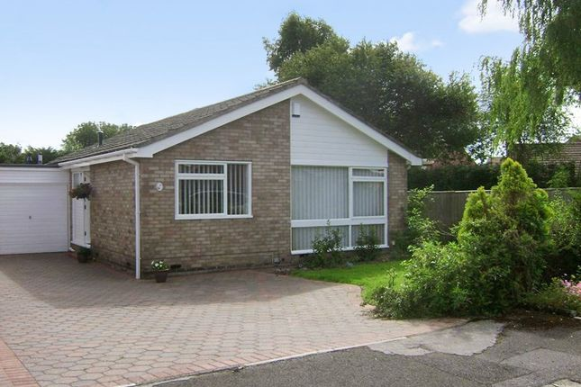 Thumbnail Bungalow for sale in The Winding, Dinnington, Newcastle Upon Tyne