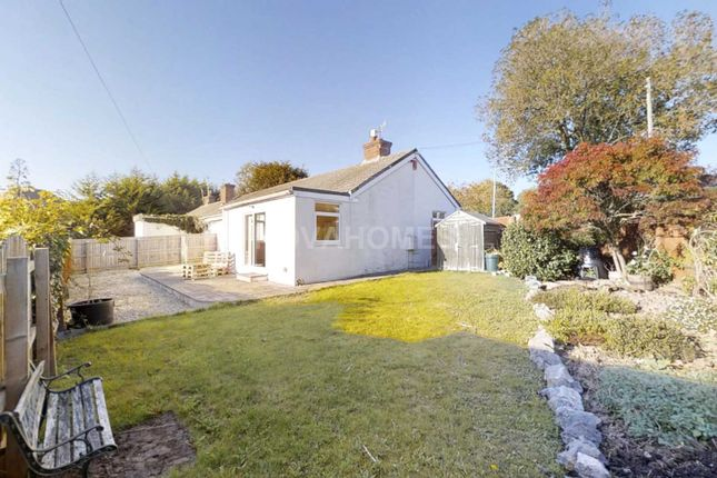 Thumbnail Semi-detached bungalow for sale in Woodford Close, Plympton, Plymouth