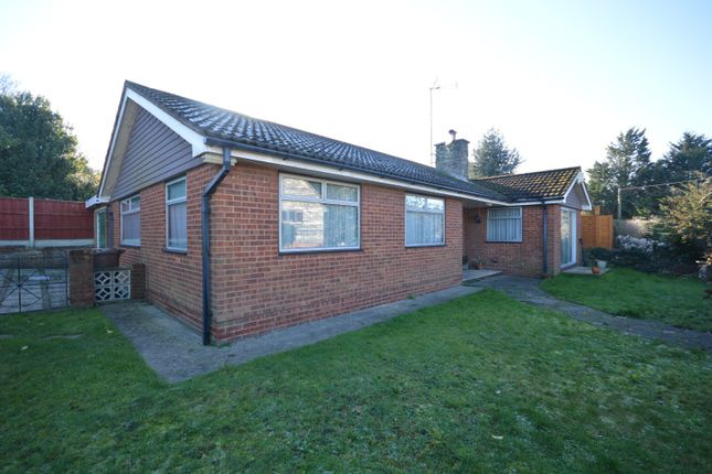 Thumbnail Bungalow for sale in Manor Lane, Rochester, Kent