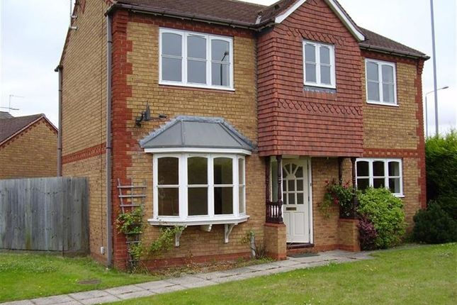 Thumbnail Detached house to rent in Gowan Close, Chilwell, Nottingham