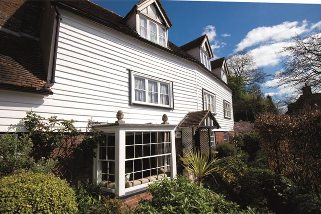 Thumbnail Semi-detached house for sale in High Street, Brenchley, Tonbridge, Kent