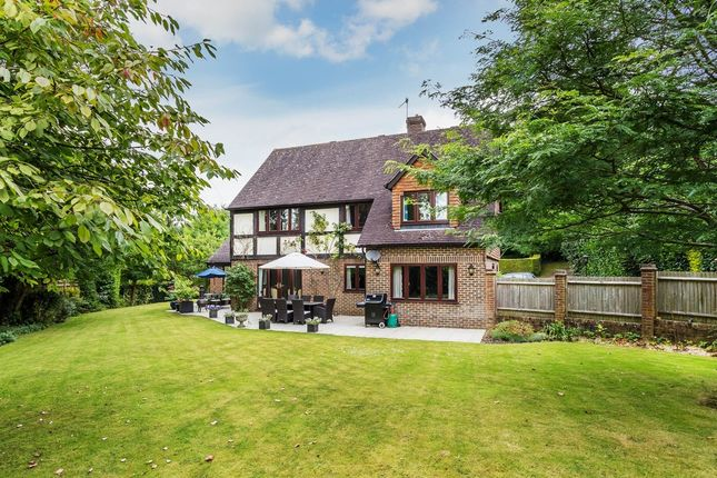 5 bed detached house for sale in Icehouse Wood, Oxted