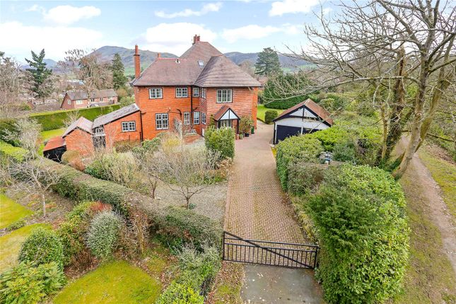5 bed property for sale in Burway Road, Church Stretton, Shropshire SY6