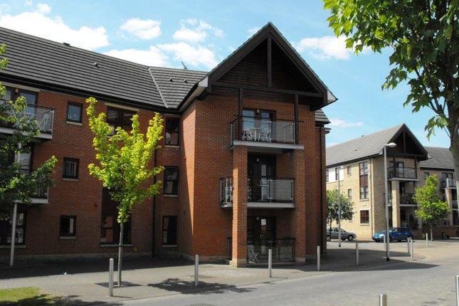 Thumbnail Flat to rent in First Lane, Northampton
