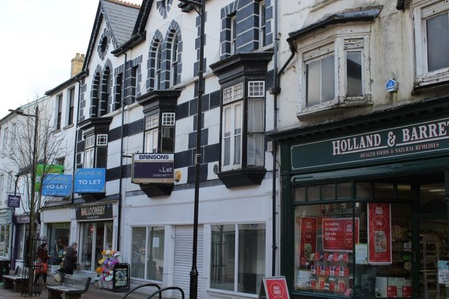 Thumbnail Retail premises for sale in 39-40 Commercial Street, Aberdare, Rhondda Cynon Taff