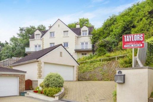 Thumbnail Detached house for sale in Stockwell Close, Downend, Bristol