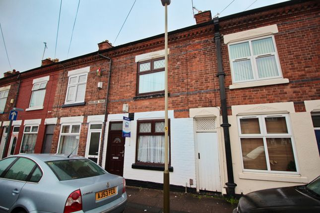 Front of Woodland Road, Leicester LE5