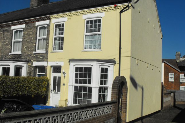 Thumbnail Detached house to rent in Avenue Road, Norwich