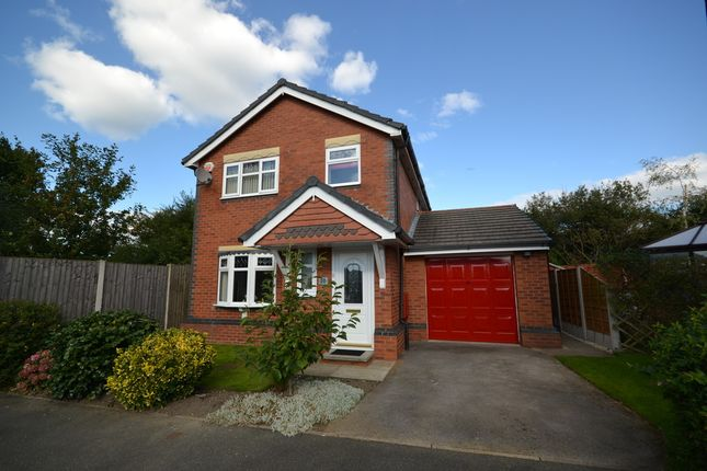 3 bed detached house for sale in Burnet Close, Astley, Tyldesley, Manchester
