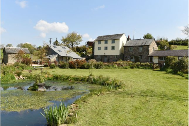 Thumbnail Equestrian property for sale in Pelynt, Looe