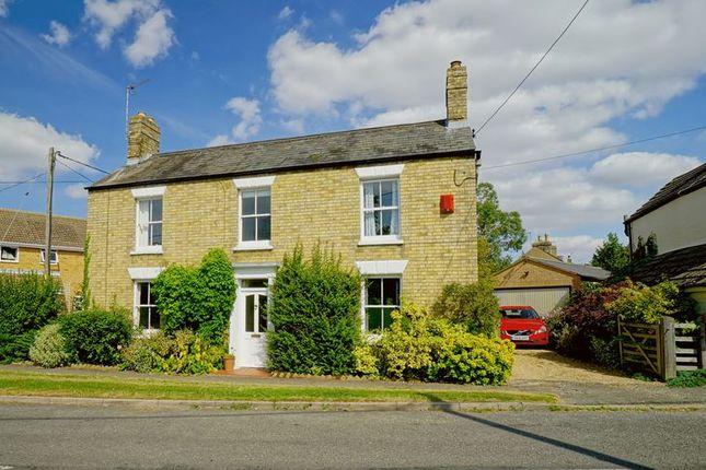 Thumbnail Detached house for sale in Graveley Road, Offord D'arcy, St. Neots