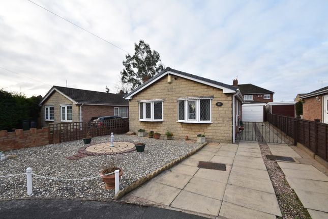Thumbnail Bungalow for sale in Sandringham Road, Byram, Knottingley