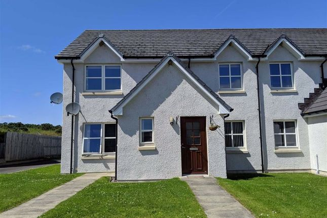Thumbnail 2 bed flat for sale in Broomhill Road, Muir Of Ord, Ross-Shire
