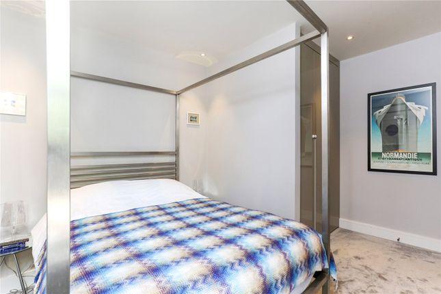 Bedroom of Gabrielle Court, 1-3 Lancaster Grove, Belsize Park, London NW3