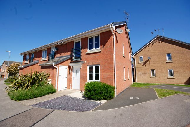 Thumbnail Semi-detached house to rent in Magnus Court, North Hykeham, Lincoln