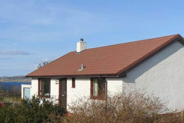 Thumbnail Detached bungalow for sale in Bernisdale, Portree