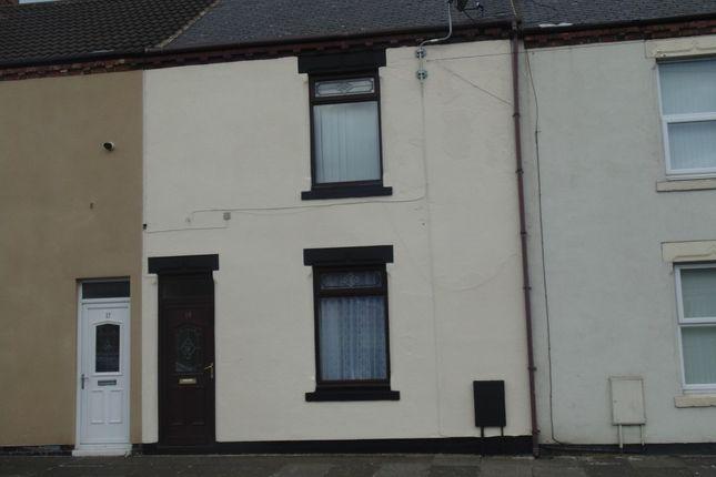 Thumbnail 2 bed terraced house to rent in Thirteenth Street, Horden, Peterlee