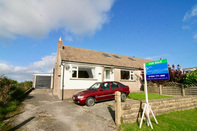 Thumbnail Semi-detached bungalow for sale in Main Road, Nether Kellet, Carnforth