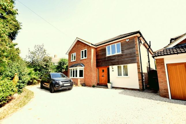 Thumbnail Detached house to rent in High Street, Cheddington, Leighton Buzzard