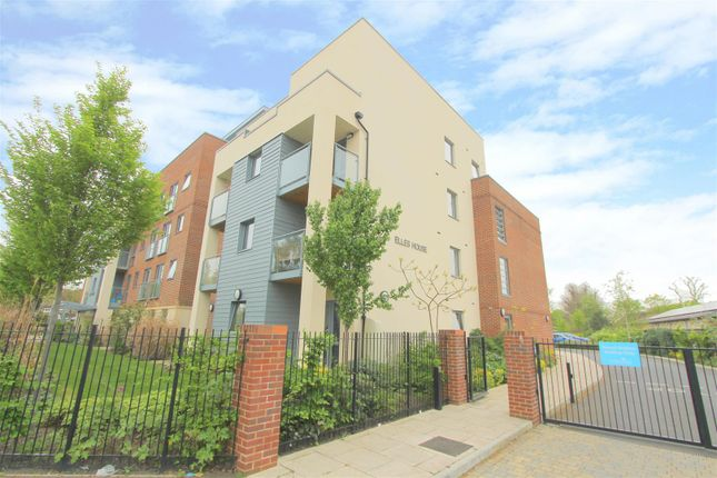 Thumbnail Flat for sale in Embassy Court, Shotfield, Wallington