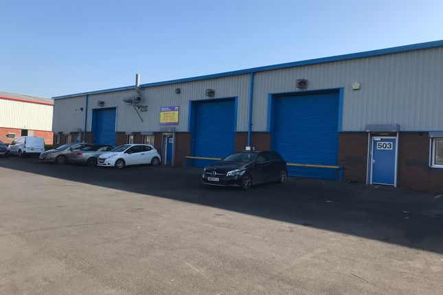 Thumbnail Light industrial to let in Phoenix Close Industrial Estate, Heywood