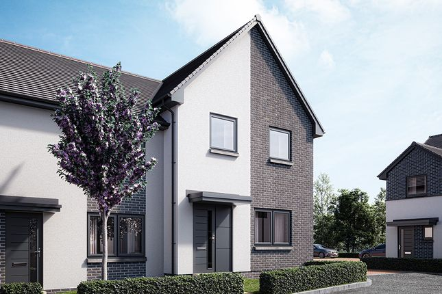 3 bed end terrace house for sale in Glasgow Road, St Ninians, Stirling FK7